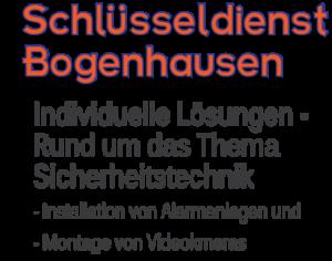 Schlüsseldienst München Bogenhausen