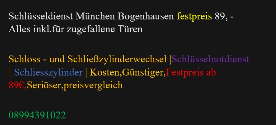 Schlüsseldienst Bogenhausen | Schließzylinder | Schlüsselnotdienst Kosten,Günstiger,Festpreis,Seriöser,preisvergleich